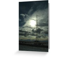 Dark Tower Greeting Card