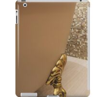 bath in a classic style iPad Case/Skin