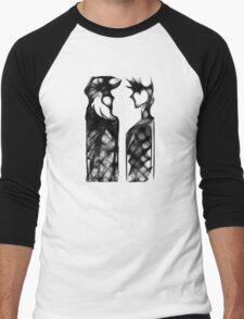 cool sketch 3 Men's Baseball ¾ T-Shirt
