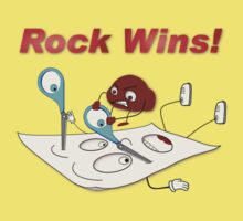 Rock Wins! T-Shirt