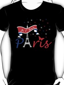 Paris Je T'Aime T-Shirt