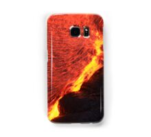 Hot Lava Collection -  Phone Tablet & Laptop Cases Samsung Galaxy Case/Skin