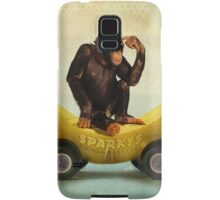 Sparky's Electrical Services Samsung Galaxy Case/Skin