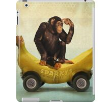 Sparky's Electrical Services iPad Case/Skin