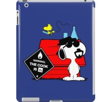 Snoopy Breaking Bad iPad Case/Skin