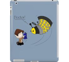 Doctor Who Peanuts iPad Case/Skin