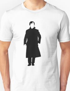 Sherlock Holmes Silhouette T-Shirt