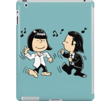 Pulp Fiction Peanuts iPad Case/Skin