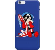 Captain America Linus iPhone Case/Skin