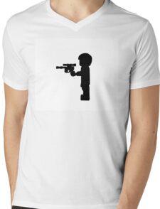 Solo, Han Solo Mens V-Neck T-Shirt