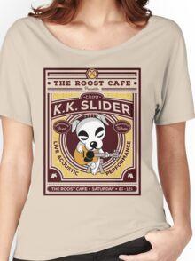 K.K. Slider Gig Poster Women's Relaxed Fit T-Shirt