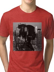 The City of the Mind Tri-blend T-Shirt