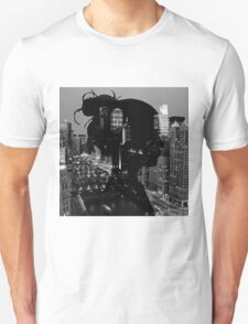 The City of the Mind Unisex T-Shirt