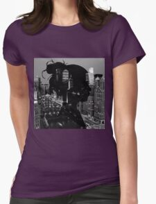 The City of the Mind Womens Fitted T-Shirt