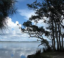 Mungo Brush, Myall Lakes, NSW, Australia by SkyPhotos