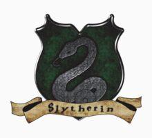 Harry Potter Slytherin Fan Art Kids Clothes