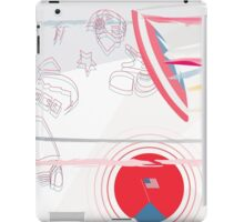 CaptaInTrouble iPad Case/Skin