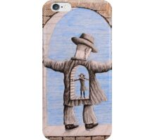 Into each other iPhone Case/Skin
