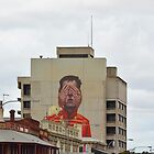 MURAL -PORT ADELAIDE by JAMES LEVETT