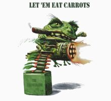 Lettem Eat Carrots text T by Tom Godfrey