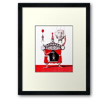 Theater of Life Framed Print