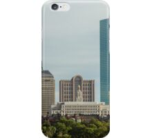Downtown Boston iPhone Case/Skin