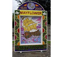 Well Dressing Photographic Print