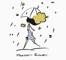 Popcorn Shower by Alicia Mason