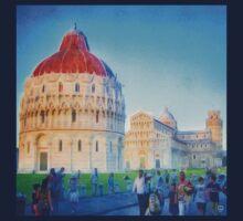 Pisa I Kids Tee