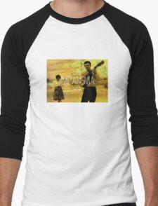 Impanema  Men's Baseball ¾ T-Shirt