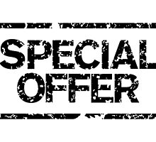Special Offer (Black) by theshirtshops