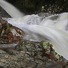 Water Sculpture at Stickle Ghyll,Great Langdale by rennaisance