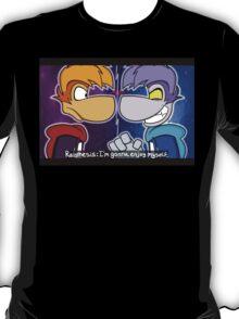rayman vs raymesis T-Shirt