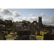 Holywood Priory Church Photographic Print