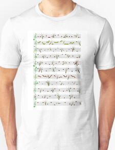 bug music Unisex T-Shirt