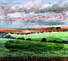 Broken Landscape by Gal Lo Leggio