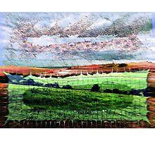 Broken Landscape Photographic Print