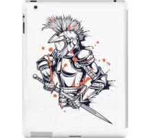 Knight Biker iPad Case/Skin