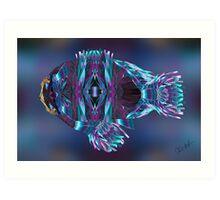 Celebrate Fish Art Print