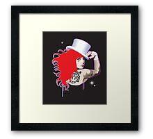 Emilie Autumn Framed Print