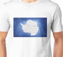 Antarctica flag Unisex T-Shirt