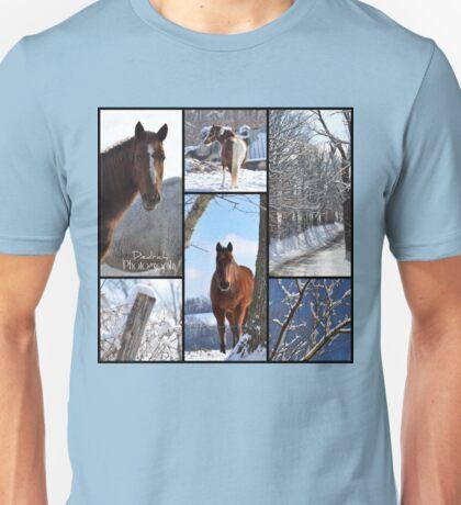 Winter Meadow Unisex T-Shirt