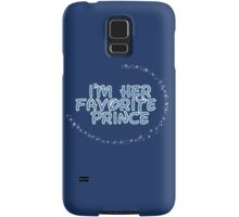 I'm Her Favorite Prince (His of the His and Hers) Samsung Galaxy Case/Skin