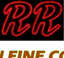 RR - Damn fine coffee Sticker