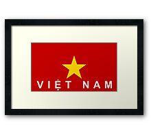Việt Nam Framed Print