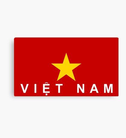 Việt Nam Canvas Print