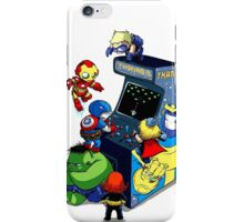Infinity Arcade iPhone Case/Skin