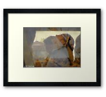 Natural Reflection Framed Print