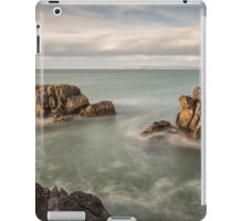 Ballycastle - Carved by the Sea iPad Case/Skin