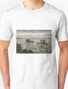 Ballycastle - Carved by the Sea Unisex T-Shirt